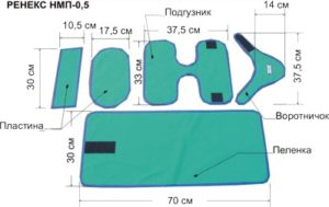набор микропед 3