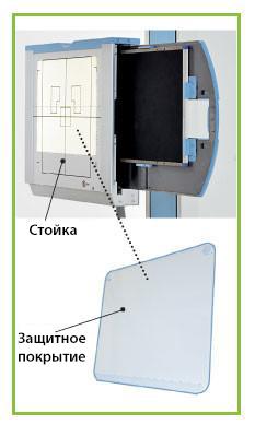 Пленка для защиты кассетоприемника