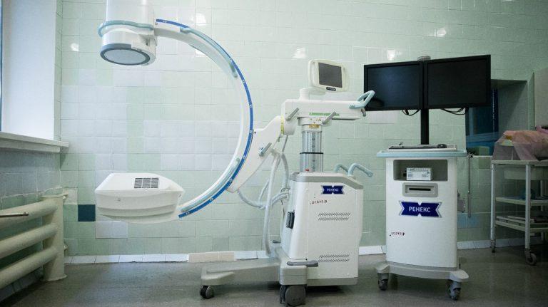 В крупном городе Прикамья обновили медицинское оборудование