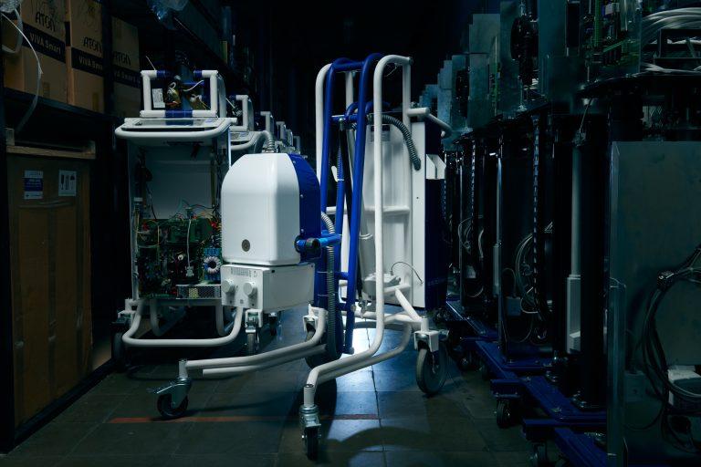 Выпуск передвижных палатных рентген-аппаратов для «красных зон» больниц увеличен в 14 раз